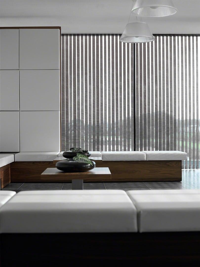 stoffen lamelgordijn nergens goedkoper. Black Bedroom Furniture Sets. Home Design Ideas